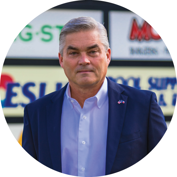 David Bristol - Vice President headshot