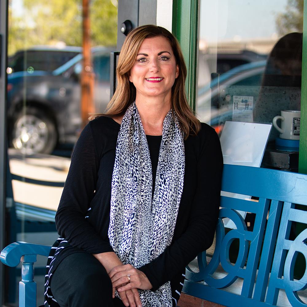 Susanne Barney - Economic Development Specialist headshot