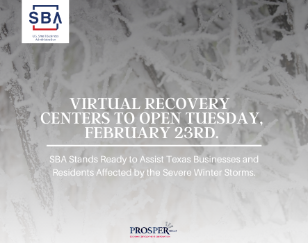 Article image for Virtual Recovery Centers to Open February 23rd. page